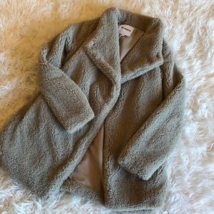 BB Dakota Sherpa Jacket